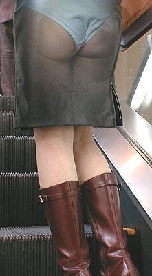 Креативные японские юбки.