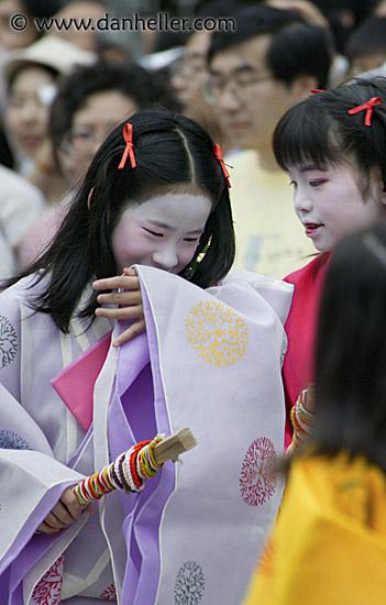 Праздник мальвы аой мацури 15 мая