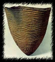 веревочная керамика